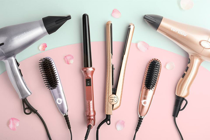 heat tools for hairs