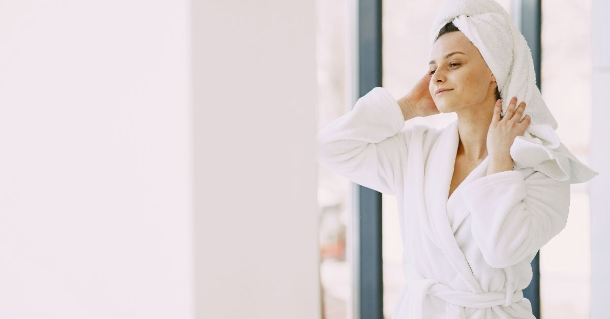how to apply leave in conditioner