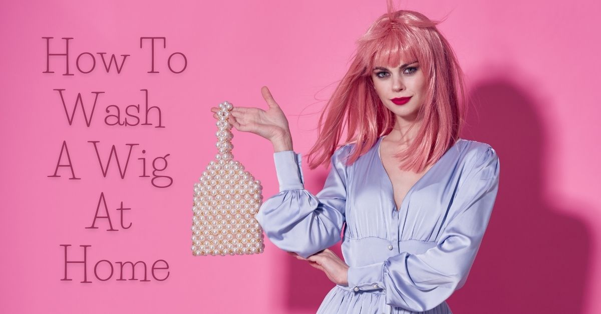 how towash a wig at home